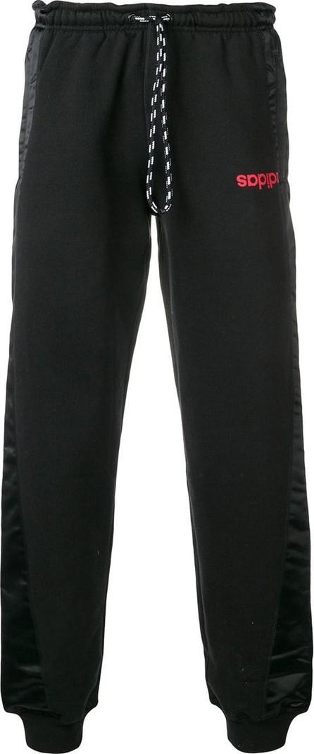 Adidas Originals by Alexander Wang Drawstring waist track pants