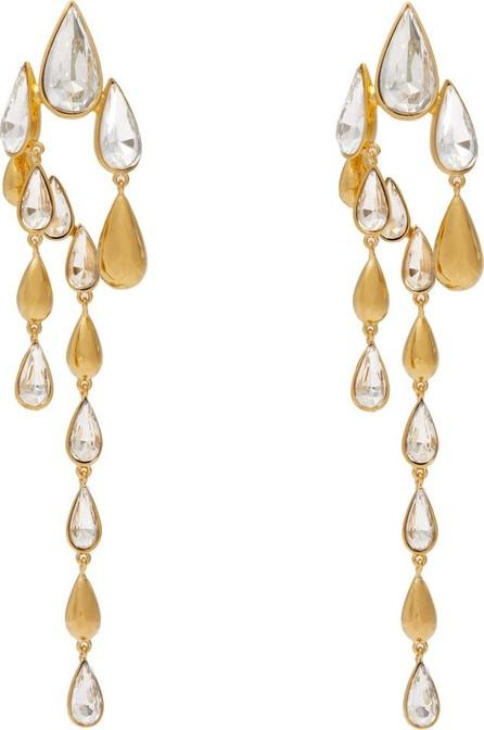 Ryan Storer Falling Tear crystal-embellished earrings