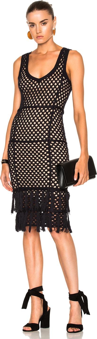 L'AGENCE - Rhianna Sweater Dress