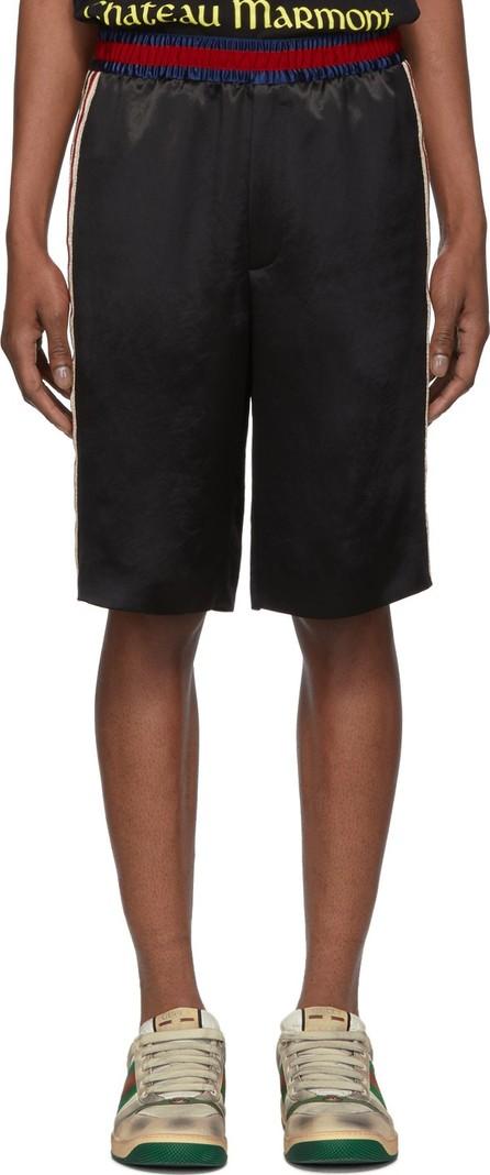 Gucci Black Basketball Shorts