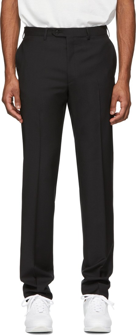 Brioni Black Megeve Slim Trousers
