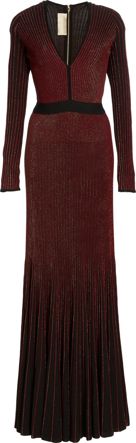ELIE SAAB Metallic Detail Dress