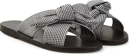 Ancient Greek Sandals Thais Bow Sandals