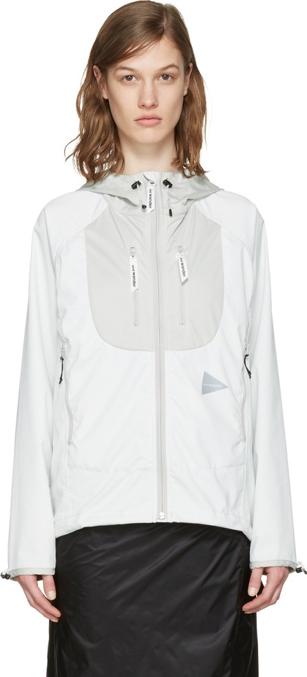 and Wander Off-White Trek Jacket