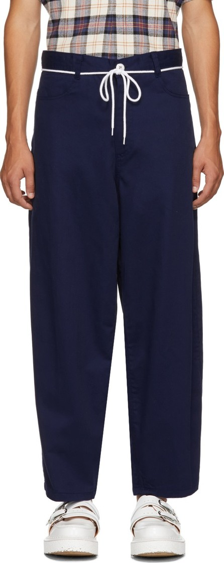 Goodfight Blue Florider Trousers
