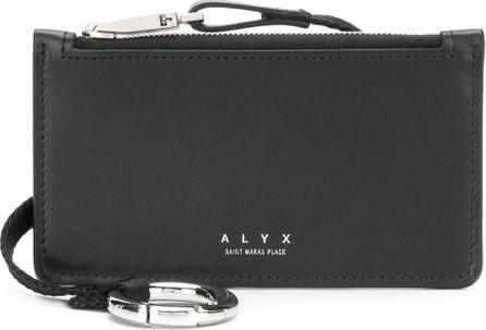Alyx Dani zip cardholder