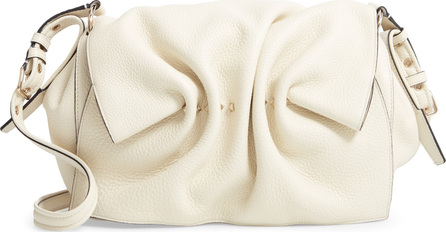 Valentino Bloomy Grained Leather Shoulder Bag