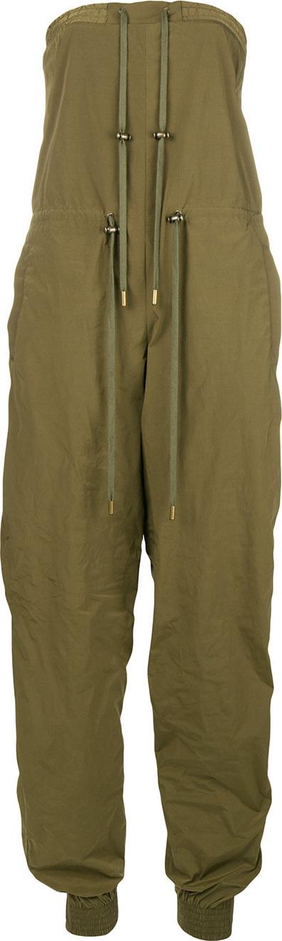 Y / Project Strapless jumpsuit