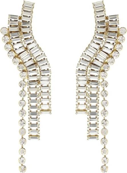 Ellery Chariot Drape crystal earrings