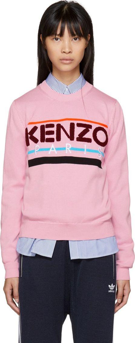 KENZO Pink 'Kenzo Paris' Sweater