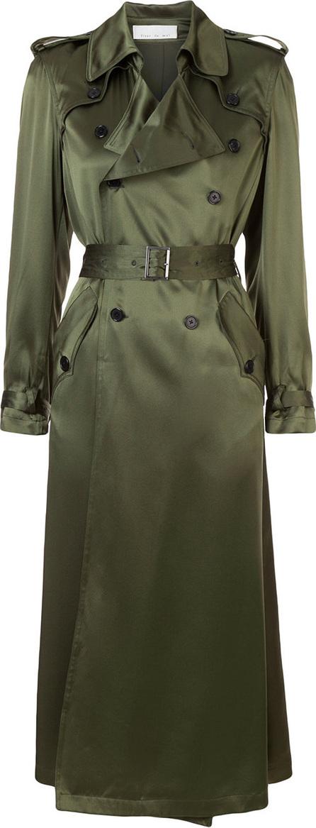 Fleur Du Mal Classic trench coat