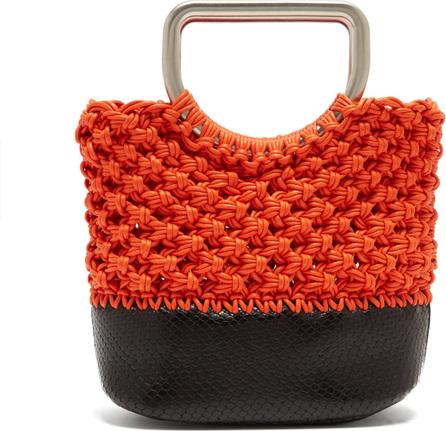 Proenza Schouler Market macrame mini bag