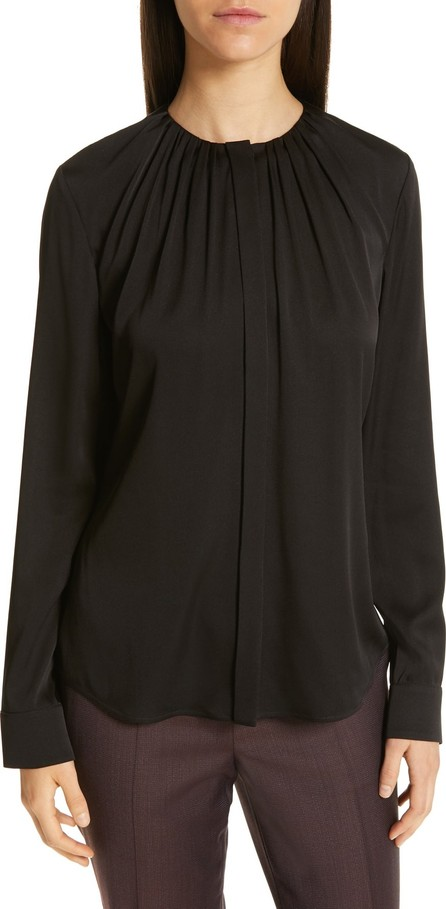 BOSS Hugo Boss Banora Stretch Silk Blouse