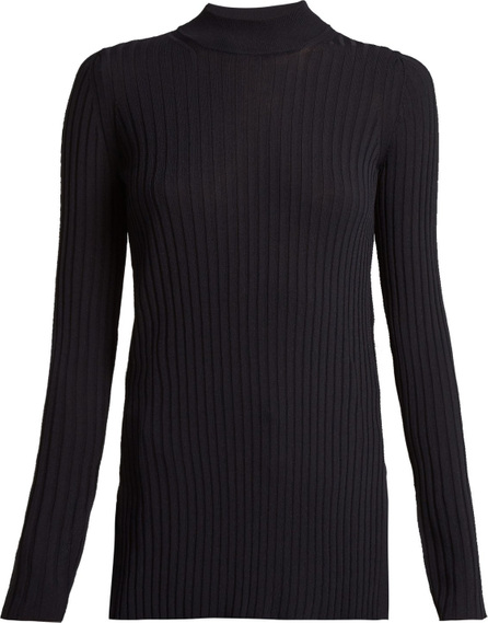Max Mara Ribbed-knit top