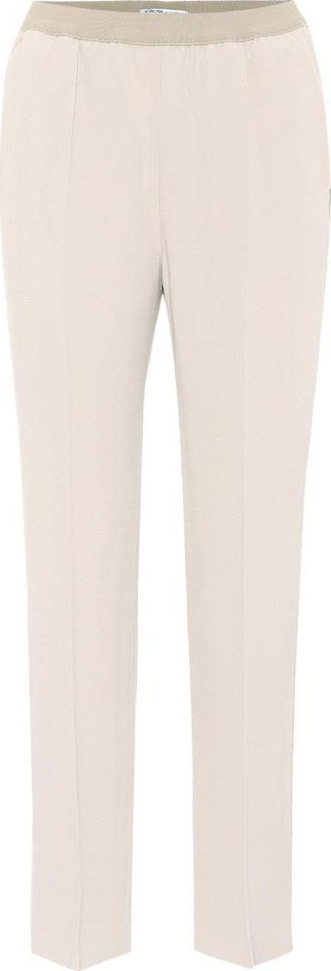 Agnona Crêpe trousers