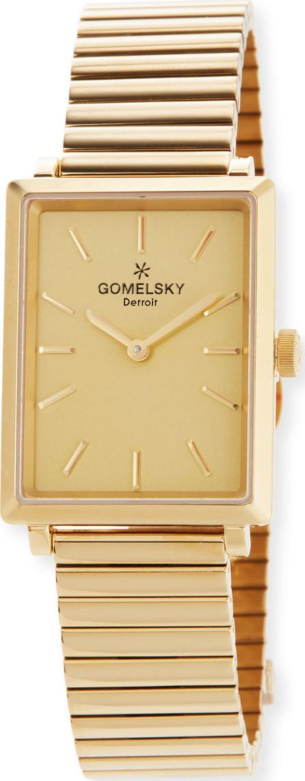 Gomelsky The Shirley 32mm Golden Bracelet Watch