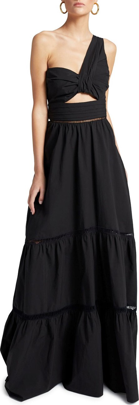 A.L.C. Piper One-Shoulder Maxi Dress