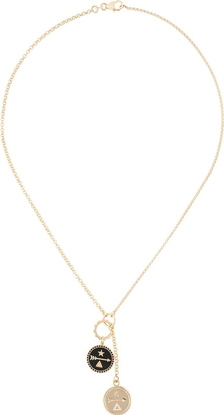 Foundrae Dream Baby Annex Pair necklace