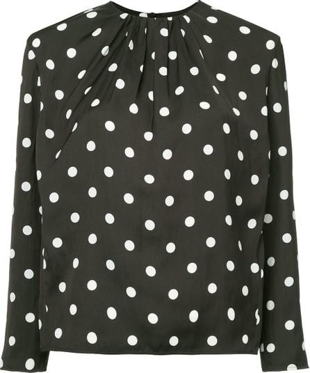 Ballsey Polka dot blouse