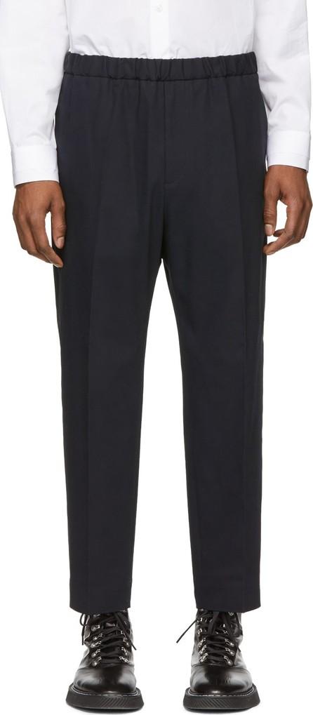 Jil Sander Navy Classic Trousers