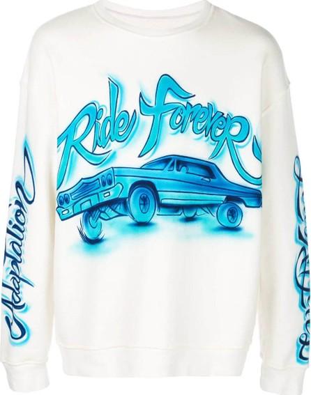 Adaptation Graffiti sweatshirt