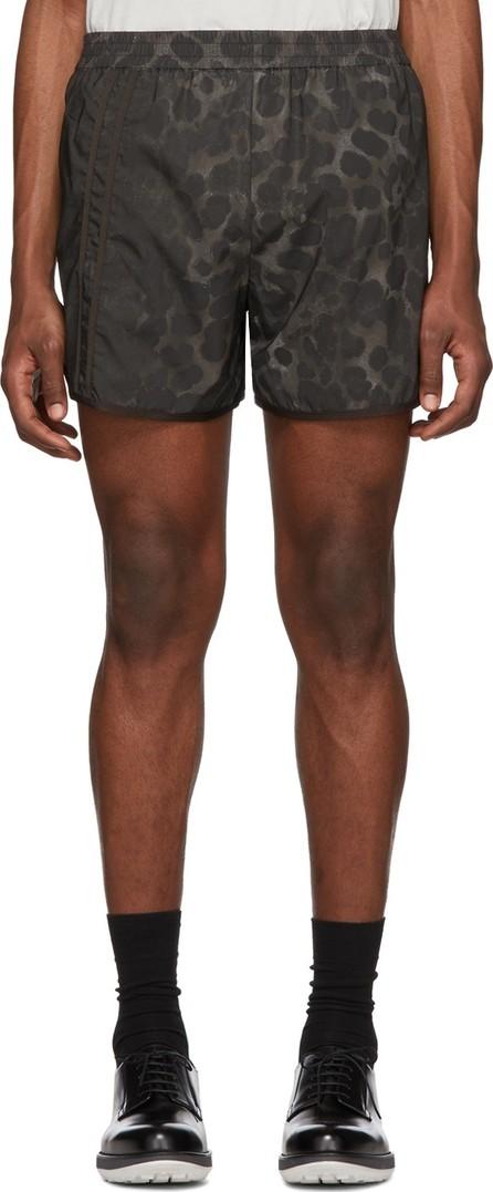 Helmut Lang Brown Gymnasium Shorts