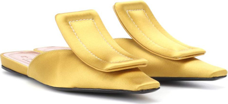 Marni Satin slippers