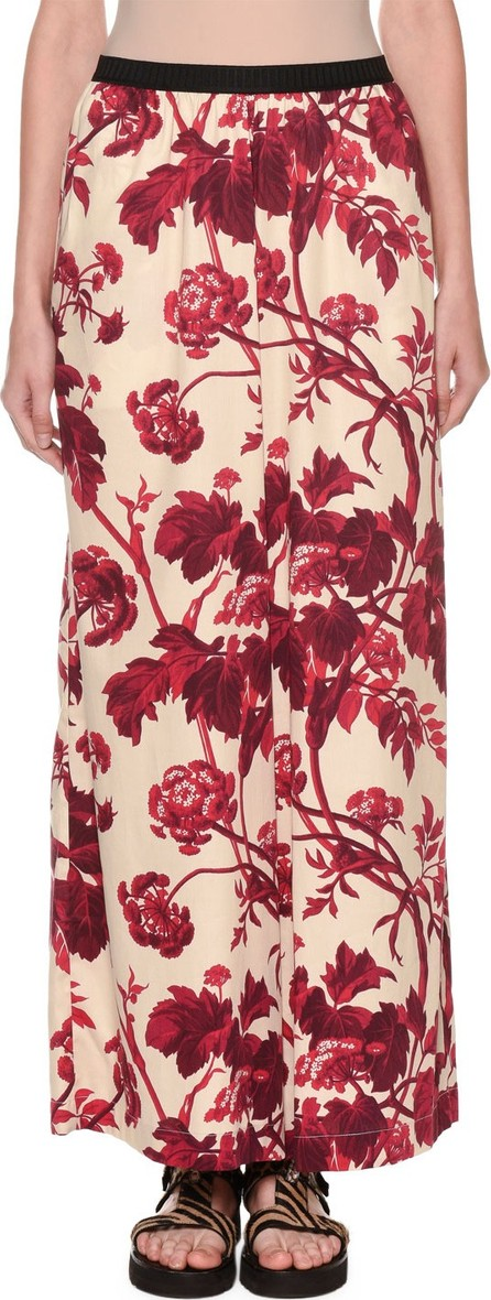 Antonio Marras Floral Full-Leg Pants