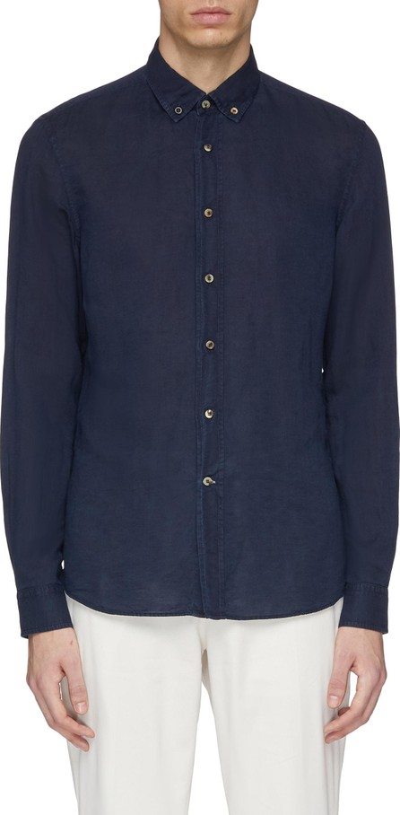 Brunello Cucinelli Linen-cotton shirt