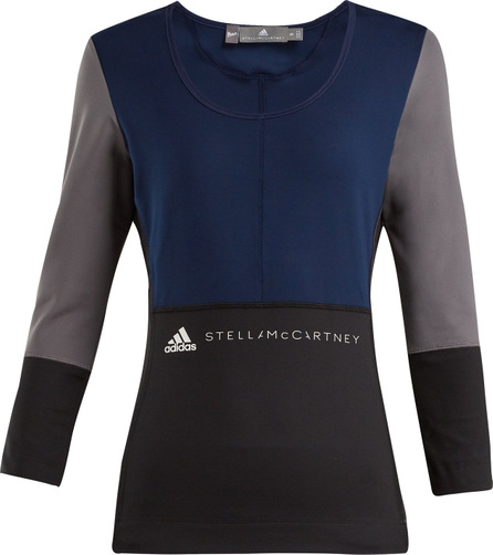 Adidas By Stella McCartney Yoga Comfort long-sleeved top