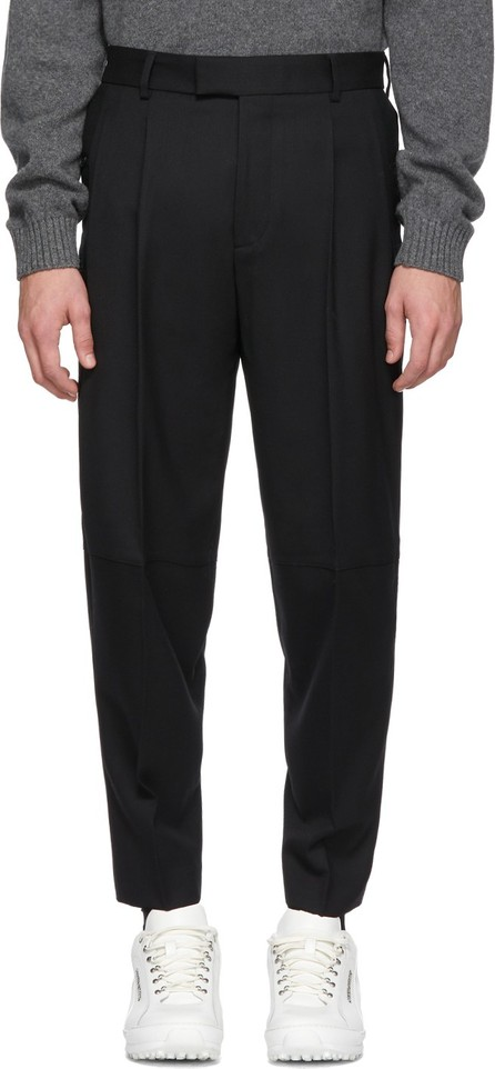 HUGO Black Wide Farlyd 184 Trousers