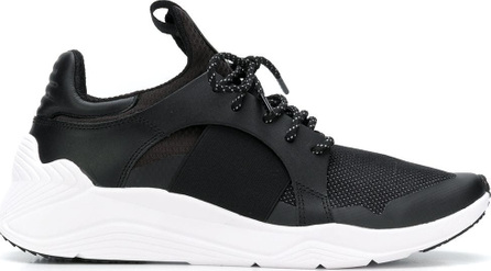 McQ - Alexander McQueen Perforated mesh sneakers