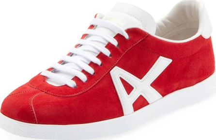 Aquazzura The A Suede Sneakers