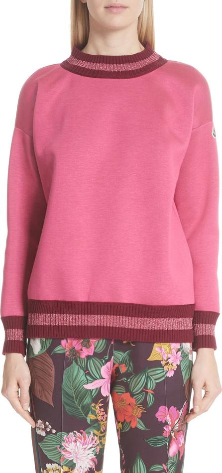 Moncler Metallic Trim Sweatshirt