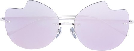 CourrèGes abstract sunglasses
