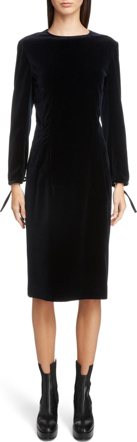 Acne Studios Velvet Dress