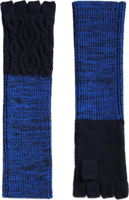 Burberry London England Fingerless gloves