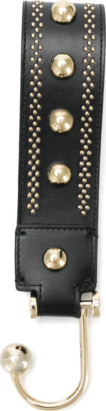 ELIE SAAB Stud embellished keyring
