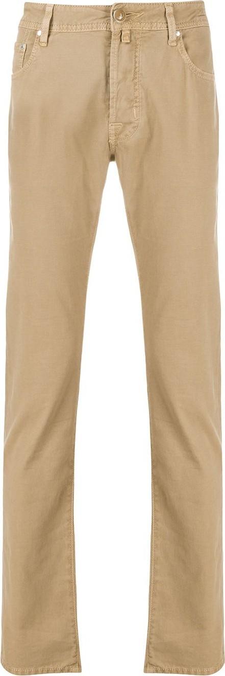 Jacob Cohen 688 comfort fit trousers