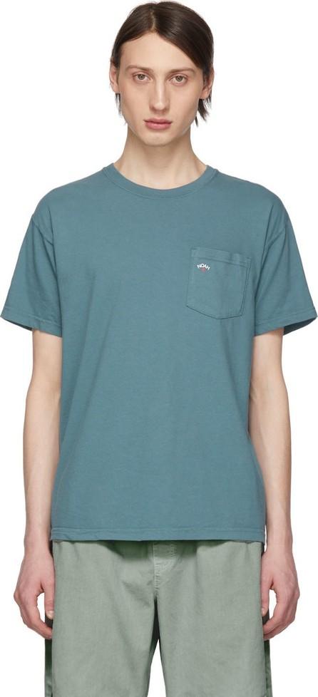 Noah NYC Green Pocket T-Shirt