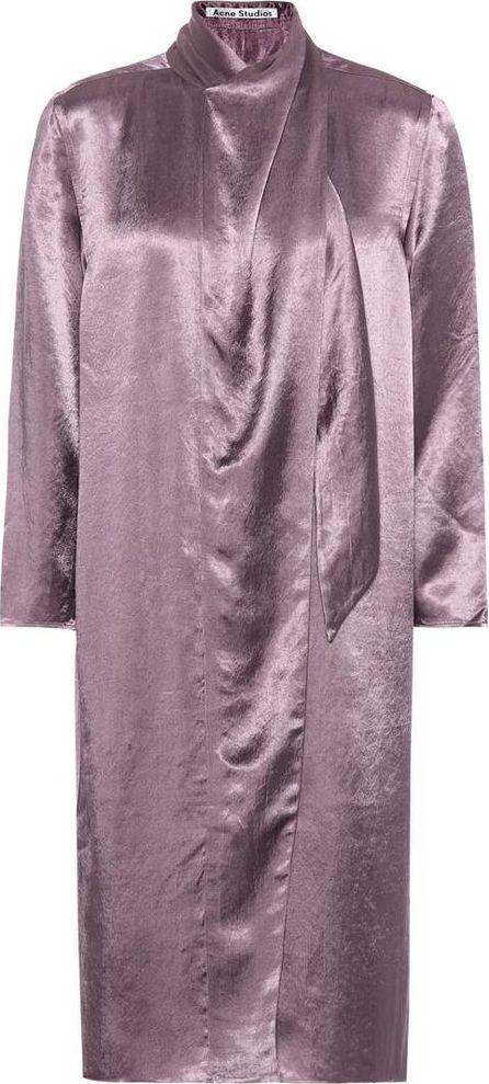 Acne Studios Doree satin dress