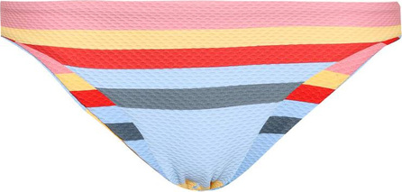 Asceno Striped bikini bottoms