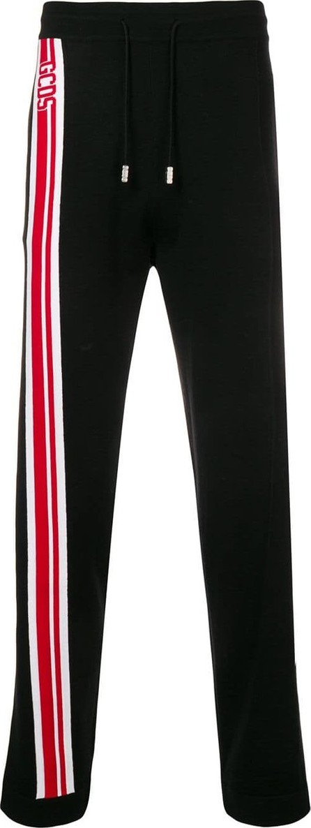 Gcds Stripe detail track pants