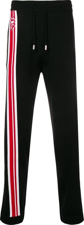 Gcds Stripe detail track pants