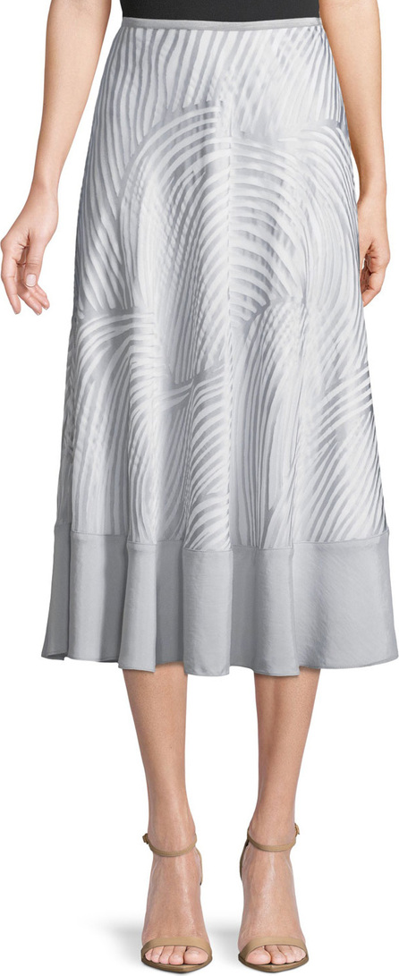 NIC+ZOE Bohemian Groves A-line Skirt