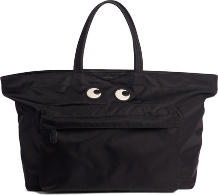 Anya Hindmarch Eyes East/West Nylon Tote