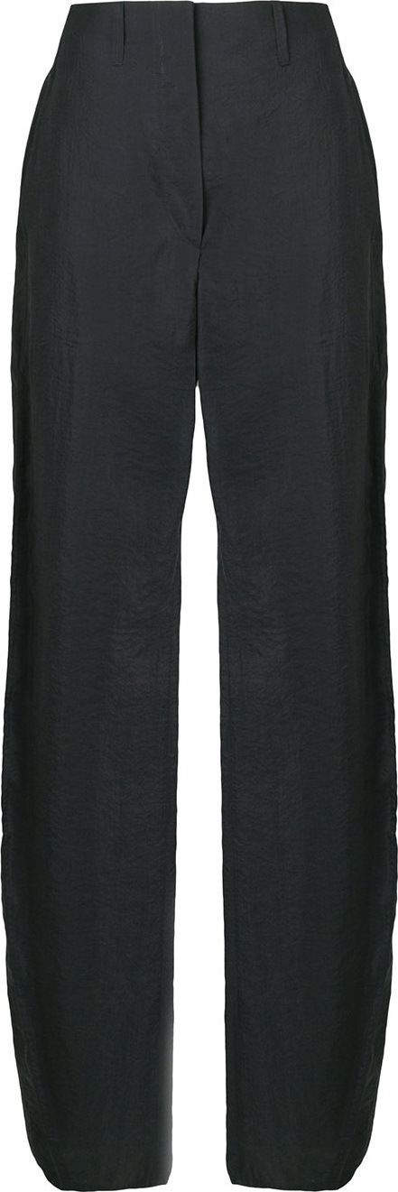 Lemaire Curved seam trousers