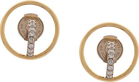 Charlotte Chesnais Crystal stud earring