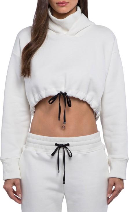 KORAL Clover Cropped Activewear Hoodie