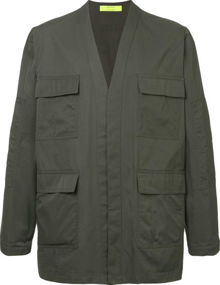 Ex Infinitas Cargo pocket military jacket